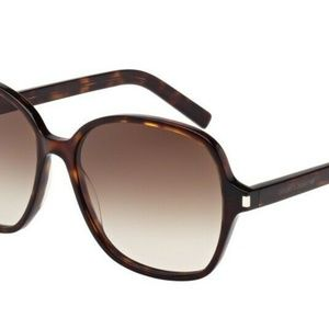 NEW Saint Laurent CLASSIC 8 Sunglasses Tortise Bro